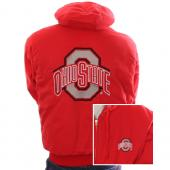 TeamWorx 36OH Ohio State Canvas Hooded Jacket